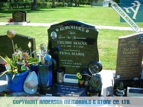 Monuments 187 Anderson Memorials